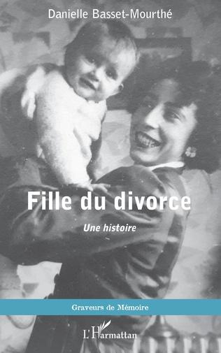 Couverture Fille du divorce