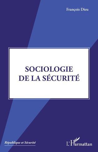Couverture Sociologie de la sécurité