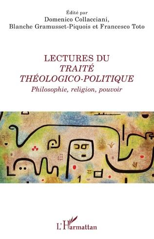 Couverture Lectures du <em>Traité théologico-politique</em>