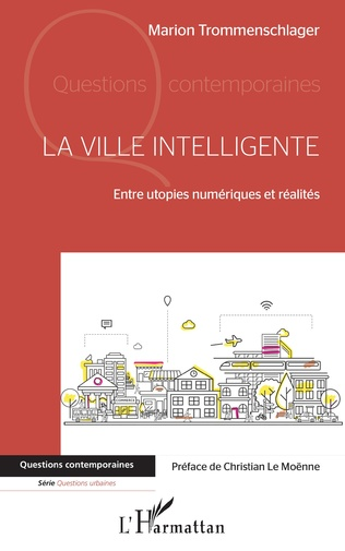 Couverture La ville intelligente