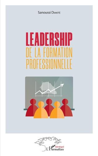 Couverture Leadership de la formation professionnelle