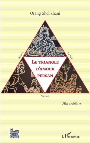 Couverture Le triangle d'amour persan
