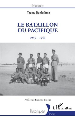 Couverture Le Bataillon du Pacifique