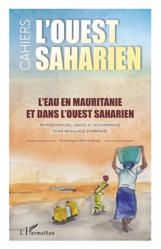 Couverture L'eau en Mauritanie et dans l'Ouest saharien