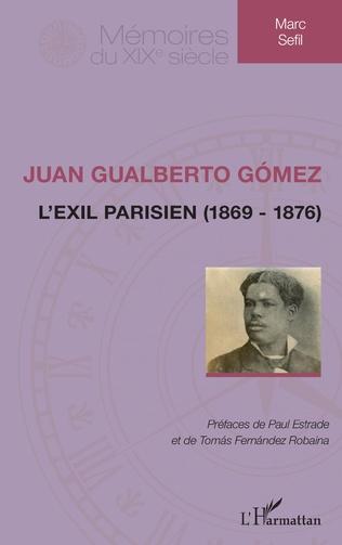 Couverture Juan Gualberto Gómez
