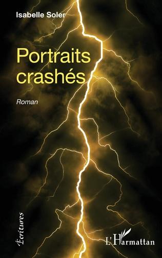 Couverture Portraits crashés