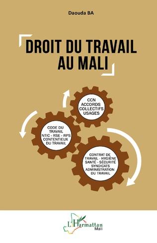 Couverture Droit du travail au Mali