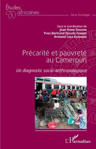 Couverture Précarité et pauvreté au Cameroun