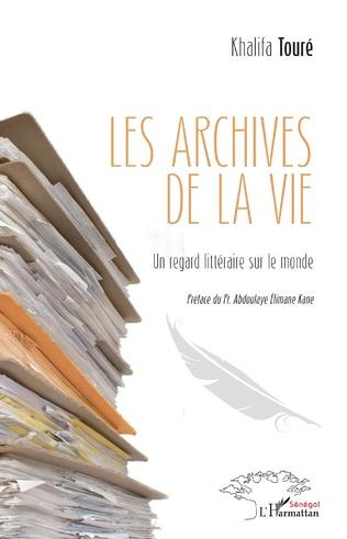 Couverture Les archives de la Vie