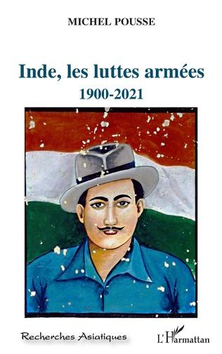 Couverture Inde, les luttes armées