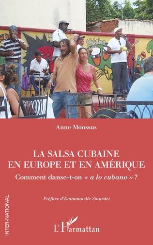 Couverture La salsa cubaine en Europe et en Amérique