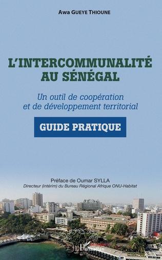 Couverture L'intercommunalité au Sénégal