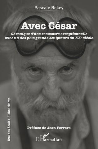 Couverture Avec César