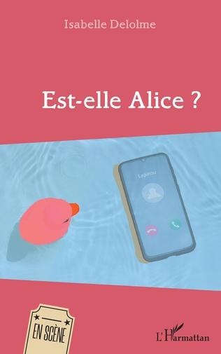 Couverture Est-elle Alice ?