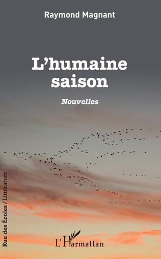 Couverture L'humaine saison