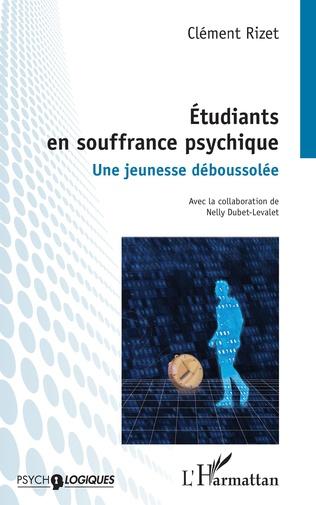 Couverture Étudiants en souffrance psychique