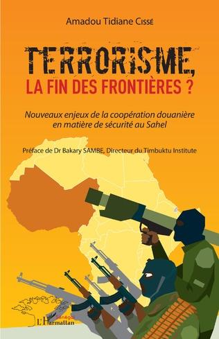 Couverture Terrorisme, la fin des frontières?