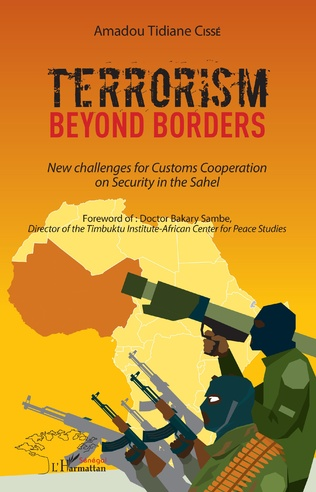 Couverture Terrorism beyond borders