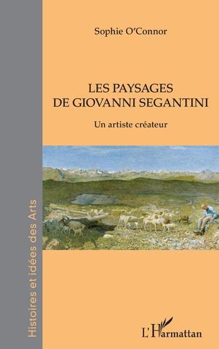Couverture Les paysages de Giovanni Segantini
