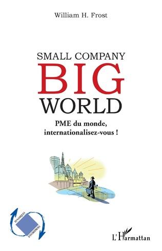 Couverture Small Company Big World