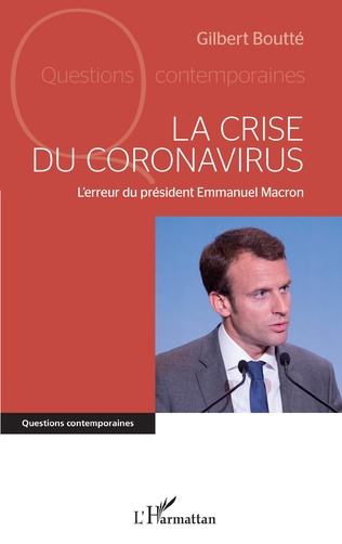 Couverture La crise du coronavirus