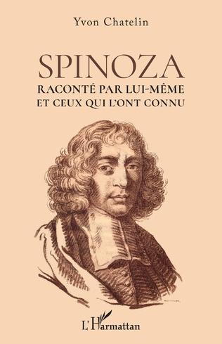 Couverture Spinoza
