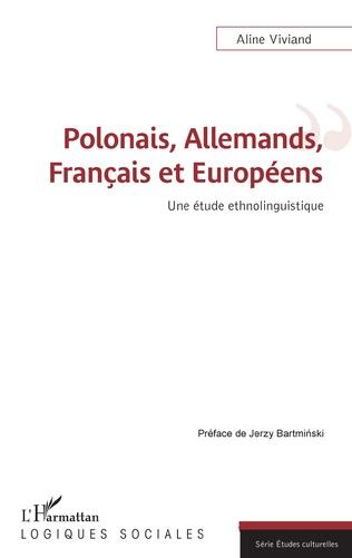 Couverture Polonais, Allemands, Français et Européens