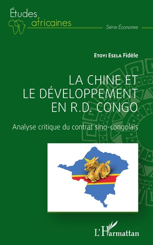 Couverture La Chine et le développement en R.D. Congo