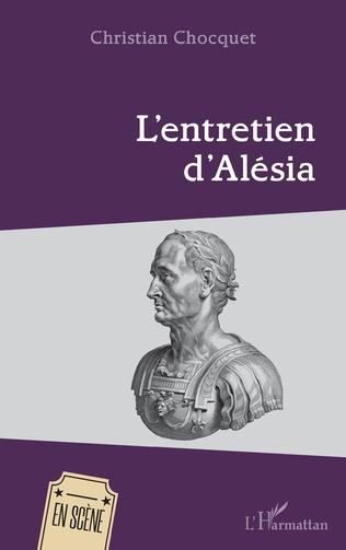 Couverture L'entretien d'Alésia