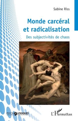 Couverture Monde carcéral et radicalisation