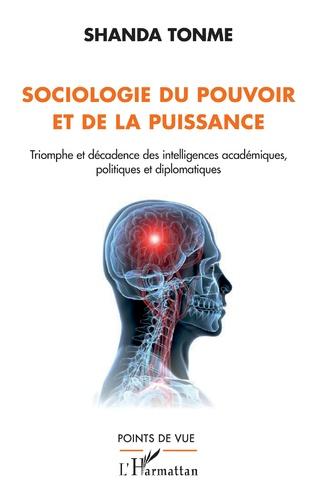 Couverture Sociologie du pouvoir et de la puissance