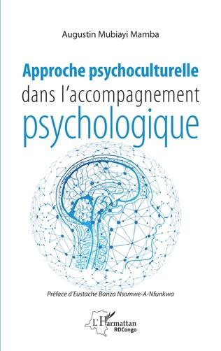 Couverture Approche psychoculturelle dans l'accompagnement psychologique