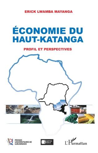Couverture Economie du Haut-Katanga