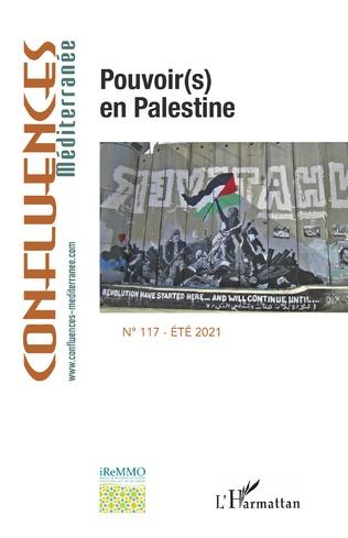 Couverture Pouvoir(s) en Palestine