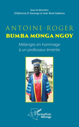 Couverture Antoine-Roger Bumba Monga Ngoy