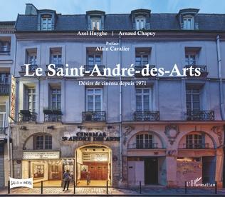 Couverture Le Saint-André-des-Arts
