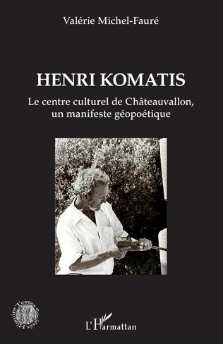 Couverture Henri Komatis
