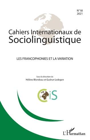 Couverture Les francophonies et la variation