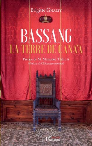 Couverture Bassang. La terre de Cana'a. Roman