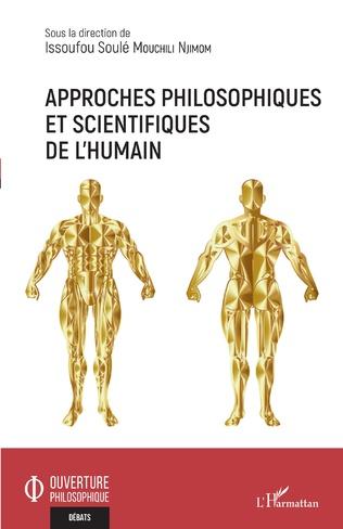 Couverture Approches philosophiques et scientifiques de l'humain