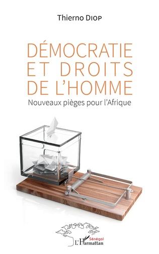 Couverture Démocratie et droits de l'homme