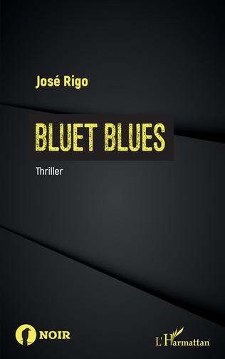 Couverture BLUET BLUES