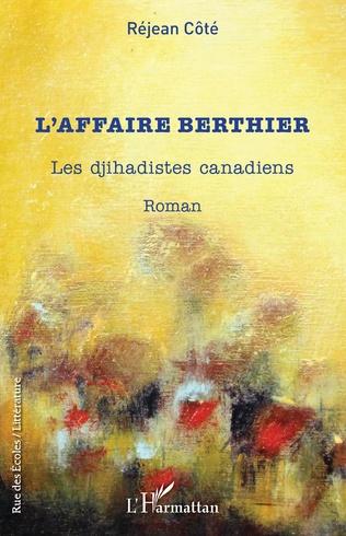 Couverture L'affaire Berthier