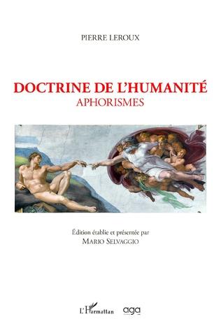 Couverture Doctrine de l'humanité