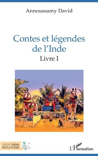 Couverture Contes et légendes de l'Inde