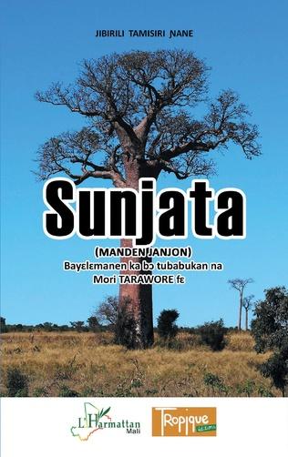 Couverture Soundiata l'épopée mandingue, version bambara