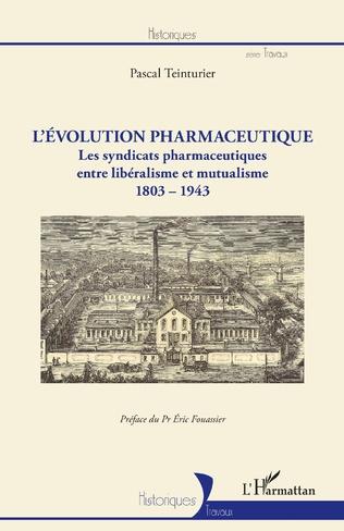 Couverture L'évolution pharmaceutique
