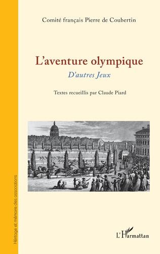 Couverture L'aventure olympique