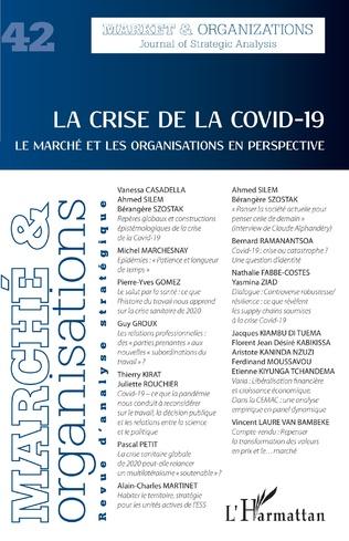 Couverture La crise de la Covid-19