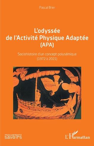 Couverture L'odyssée de l'Activité Physique Adaptée (APA)